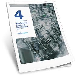Technophar | 4 Manufacturing Trends in the Nutraceuticals