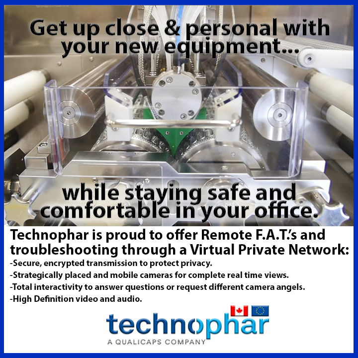 Get up close and personal with your new equipment while stayinf safe and comfortable in your office